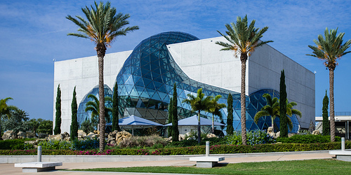 dali museum by Fifth World Art