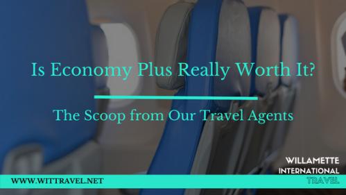 economy plus comfort