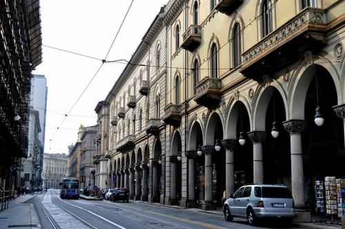 Turin et ses arcades