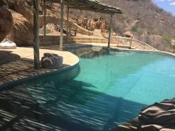 The Infinity Pool at Ithumba Hills