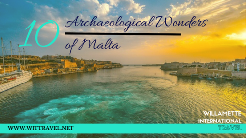 malta archaeology travel