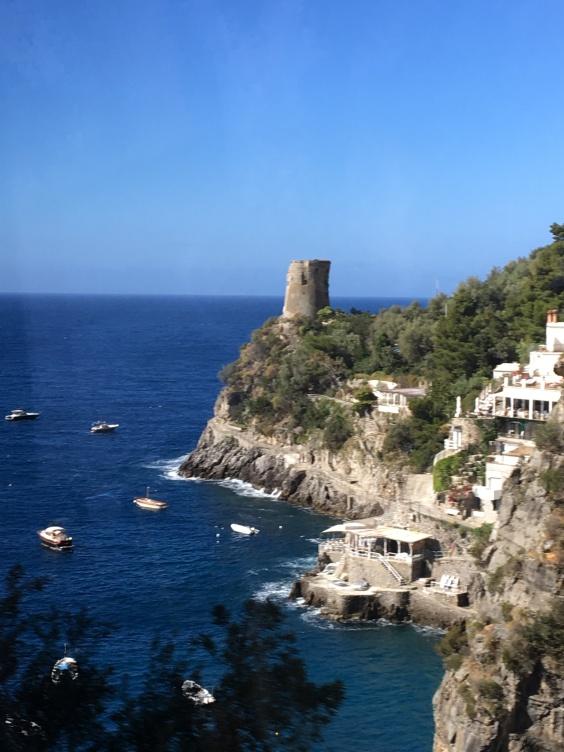 Amalfi dr coast