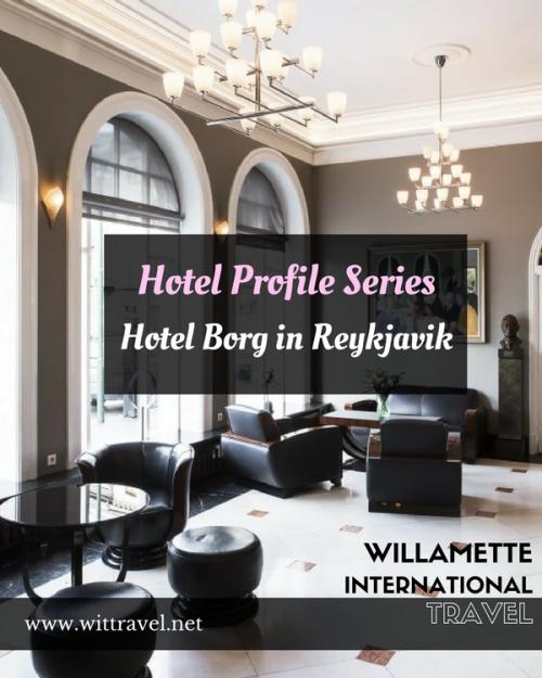 Hotel Profile Series