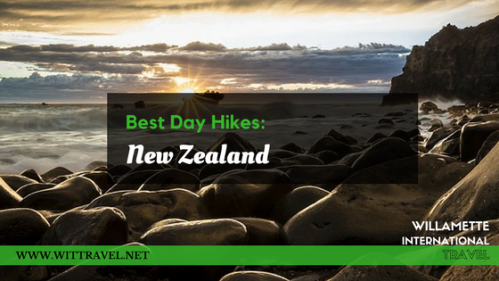 new zealand best day hikes