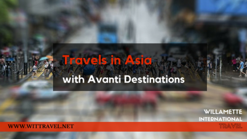 travels in asia