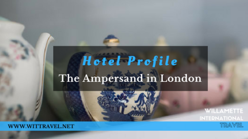 ampersand in London