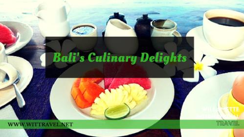 bali delights