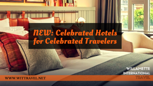 celebrated hotels for celebrated